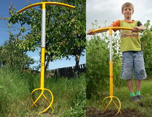 Ручной культиватор «Торнадо»: обработка почвы — это быстро и просто