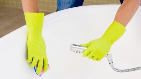 Восстановление поверхности ванны