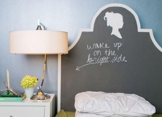 Декор кровати своими руками: варианты для изголовья