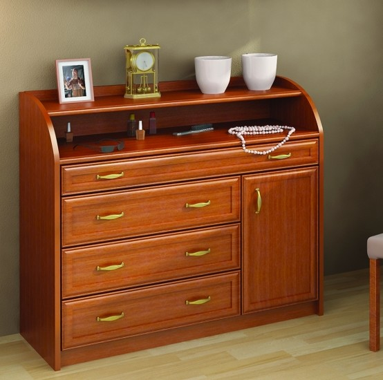 Дизайн шкафов для спальни: выбор, разновидности