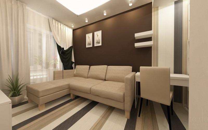 Как правильно расставить мебель в спальне — принципы расположения (фото)