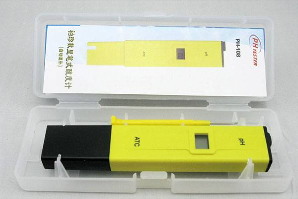 Карманный цифровой РН метр, сделанный в Китае