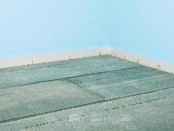 Шпунтованная ДСП — основа быстрого ремонта