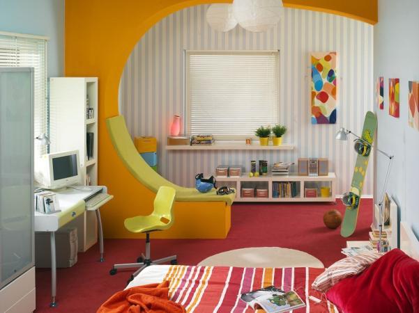 Спальни для девочек от 1 года до 7 и более лет: варианты, правила (фото)