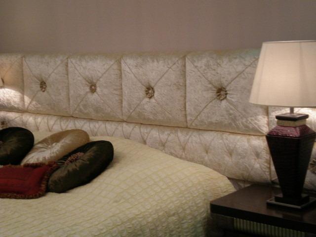 Спинка кровати своими руками: изготовление и декорирование (фото)
