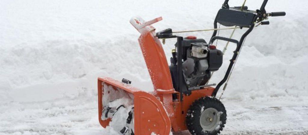 Снегоуборочная техника. Электролопаты сетевые и аккумуляторные