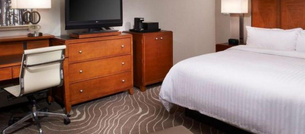 Мебель для гостиниц и отелей совмещает стиль, удобство и безопасность