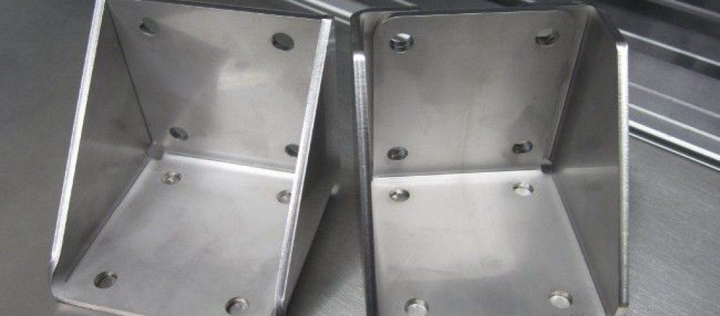 Производство металлоконструкций. Разновидности закладных деталей