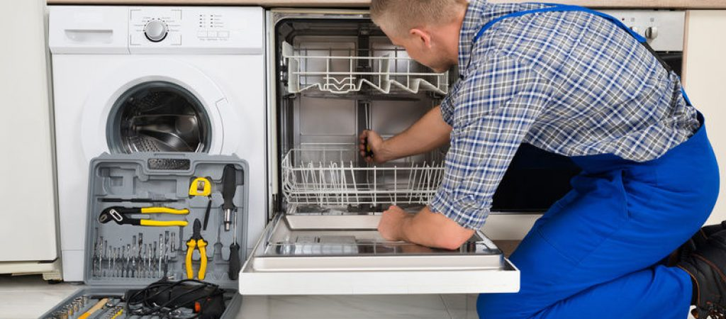 Качественный ремонт посудомоечной машины