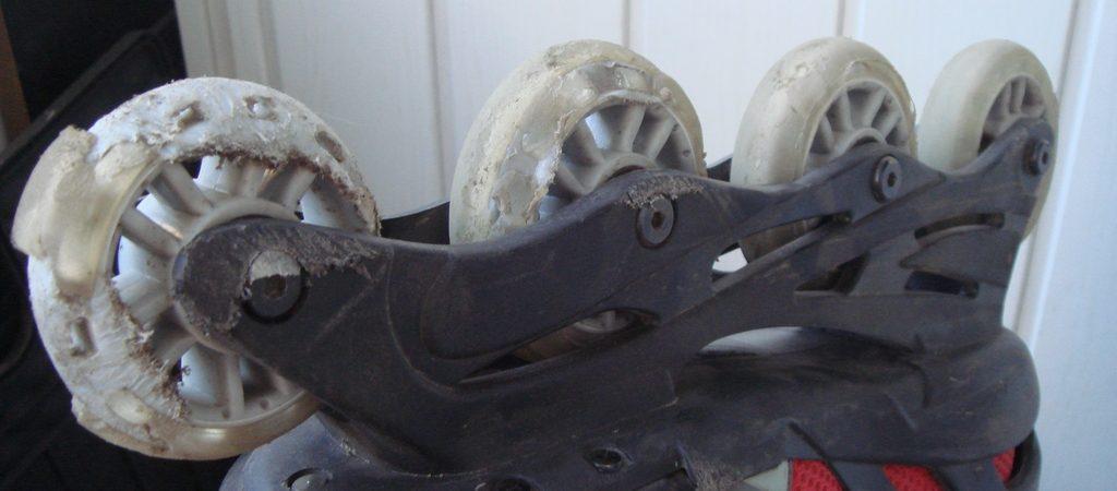 Катание на роликовых коньках. Как выбрать колеса для роликов и лезвия?