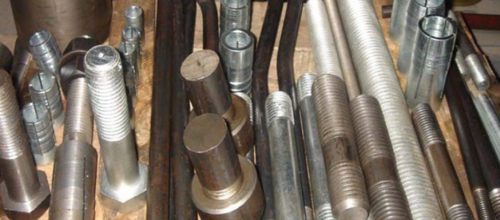 Крепежные изделия: анкерный болт. Сфера применения