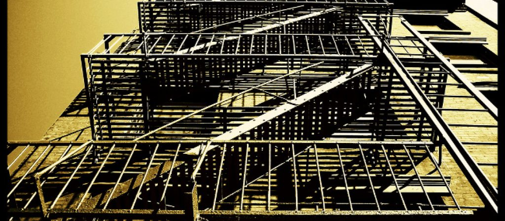 Особенности вертикальных пожарных лестниц типа П1-2