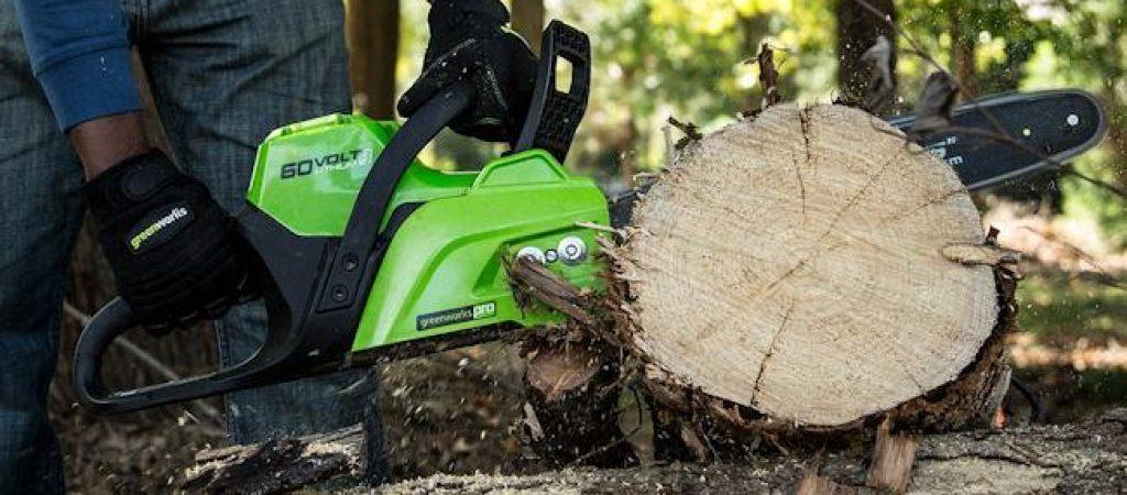 Садовая техника и оборудование. Как выбрать электропилы?