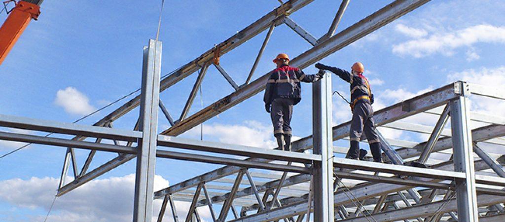 Защита металлоконструкций от огня