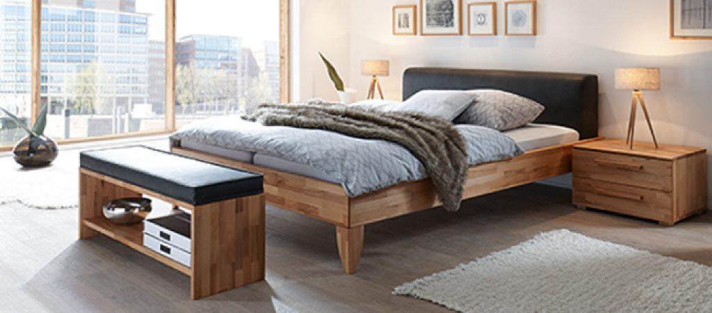 Какую мебель выбрать для дома? Кровати из массива