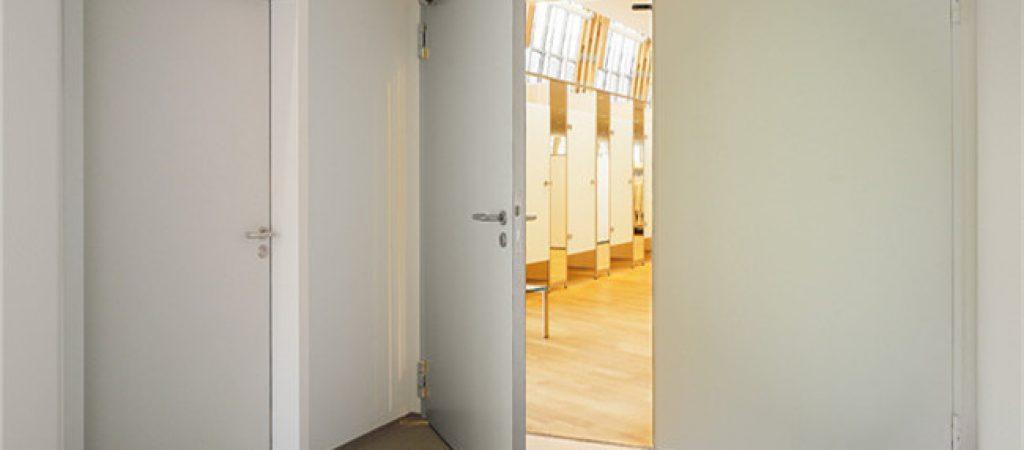 Рентгенозащитные двери и их применение