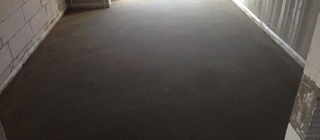 Промышленные бетонные полы в Украине