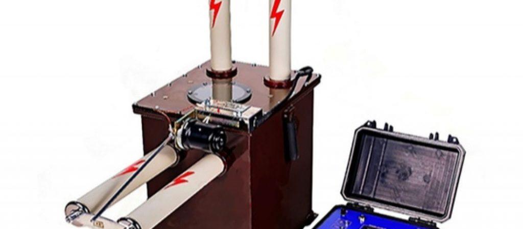 Установки для испытания основной изоляции кабеля из сшитого полиэтилена