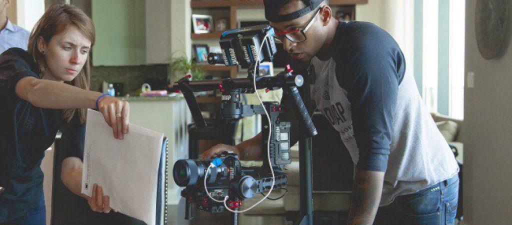 Видеосъемка и креативный продакшн полного цикла