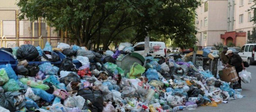 Вывоз мусора в компании Спец Вывоз