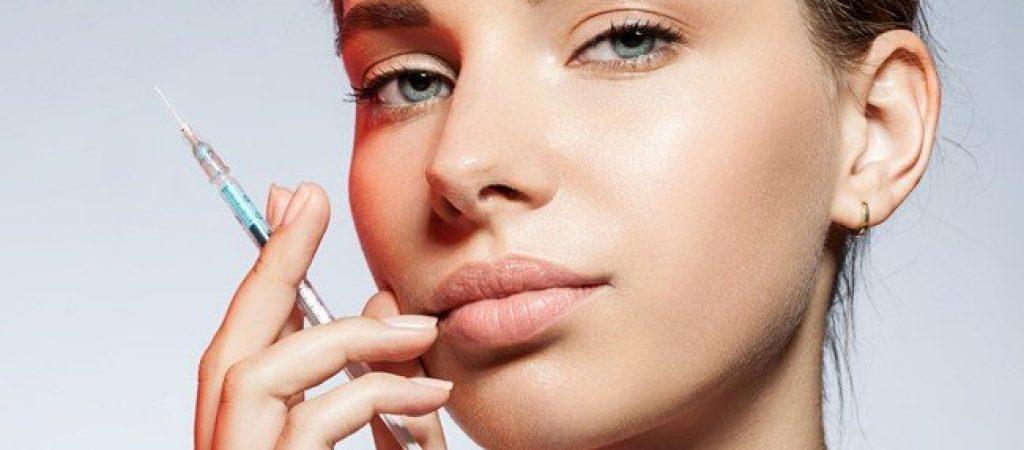 Омоложение кожи, косметология. Биоревитализация Aquashine
