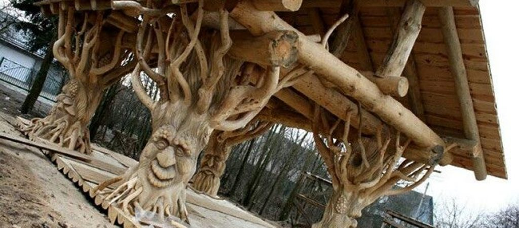 Все о деревообработке. Домовая резьба по дереву