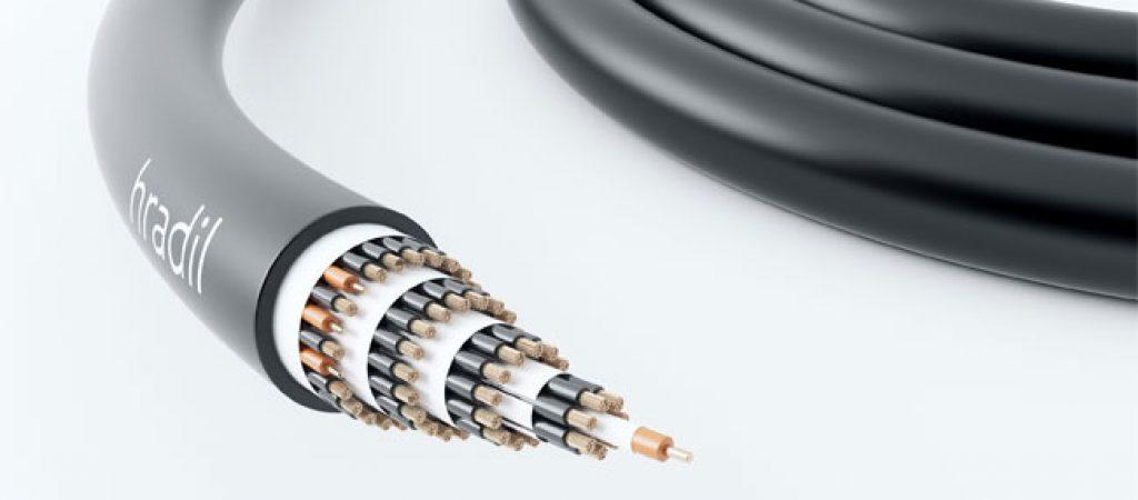 Силовые кабели не распространяющие горение
