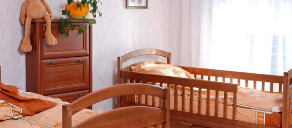 Как выбрать и купить двухэтажную кровать для детей в интернет-магазине