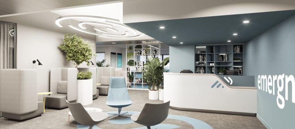 Больше зелени, воды и физических нагрузок: как организовать здоровый офис, из которого не захочется уходить. Стандарт общественных пространств
