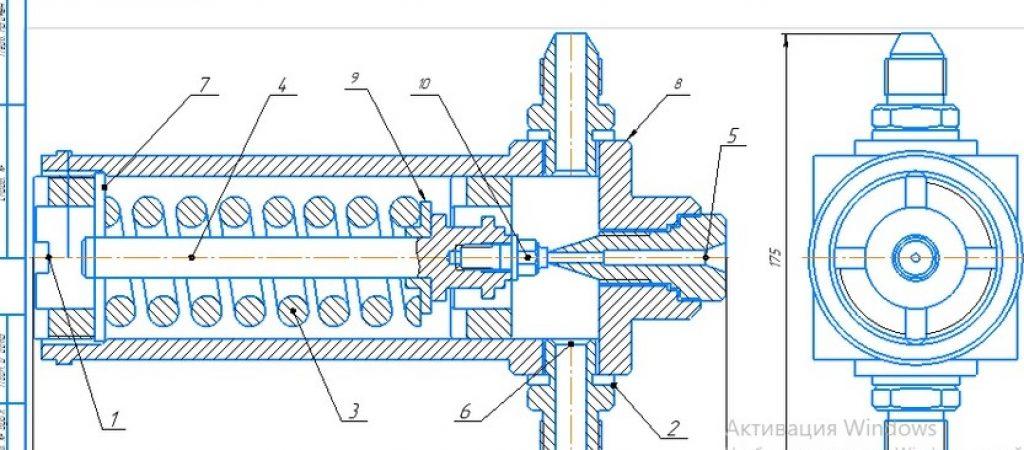 Что такое редукционный клапан, где используется, зачем нужен?