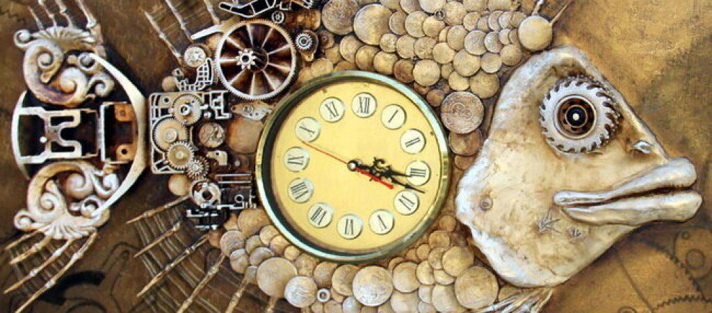 Особенности интерьера с часами: напольных, настенных, настольных