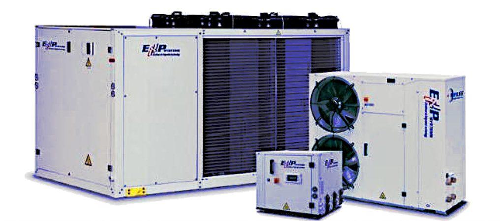 Монтаж систем холодоснабжения на промышленных, спортивных и торговых объектах