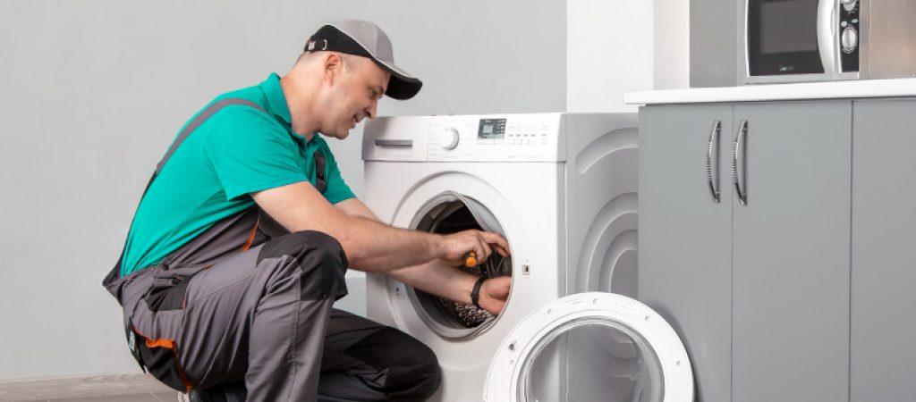 Возможный ремонт стиральных машин при обнаружении дефекта нагрева воды