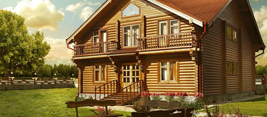 Современные экологичные решения в строительстве — преимущества деревянных домов