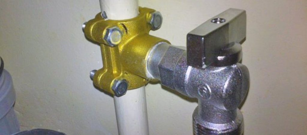 Гибкая подводка из нержавеющей стали для крана-смесителя
