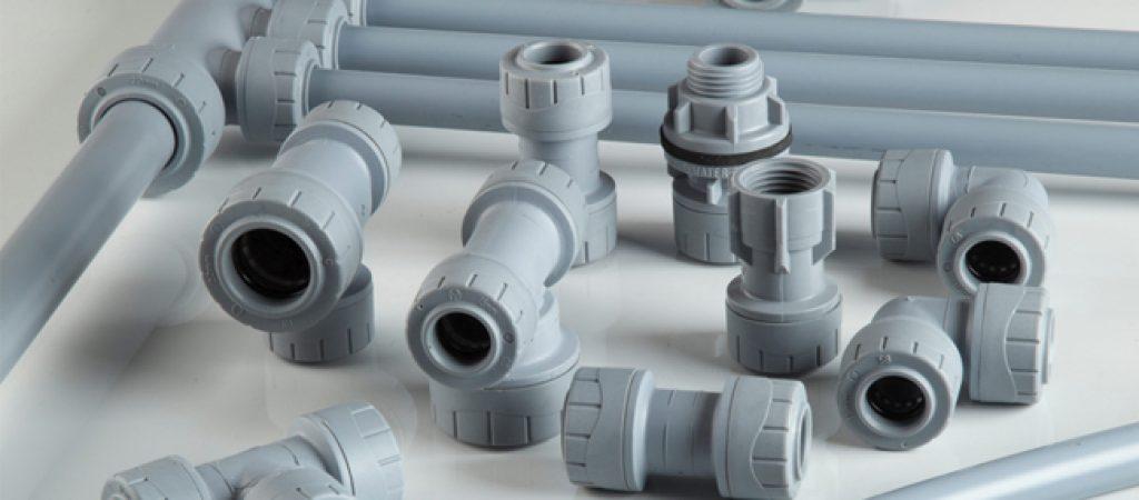 Выбор фитингов и трубопроводной арматуры