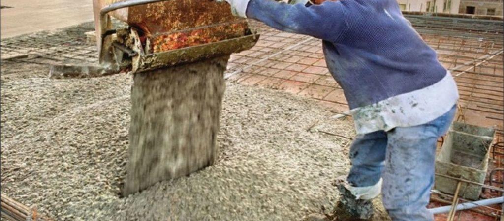 Аренда строительной спецтехники — автобетононасос