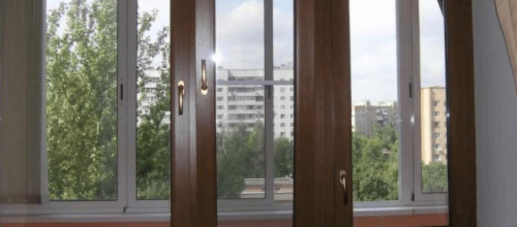 Пластиковые балконные двери REHAU (РЕХАУ)