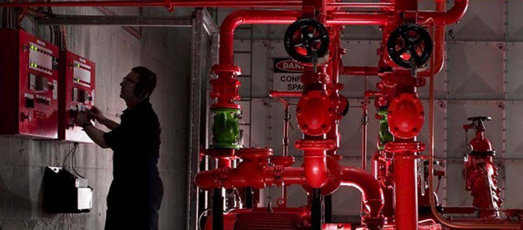 Системы противопожарной безопасности, дымоудаления и видеонаблюдения