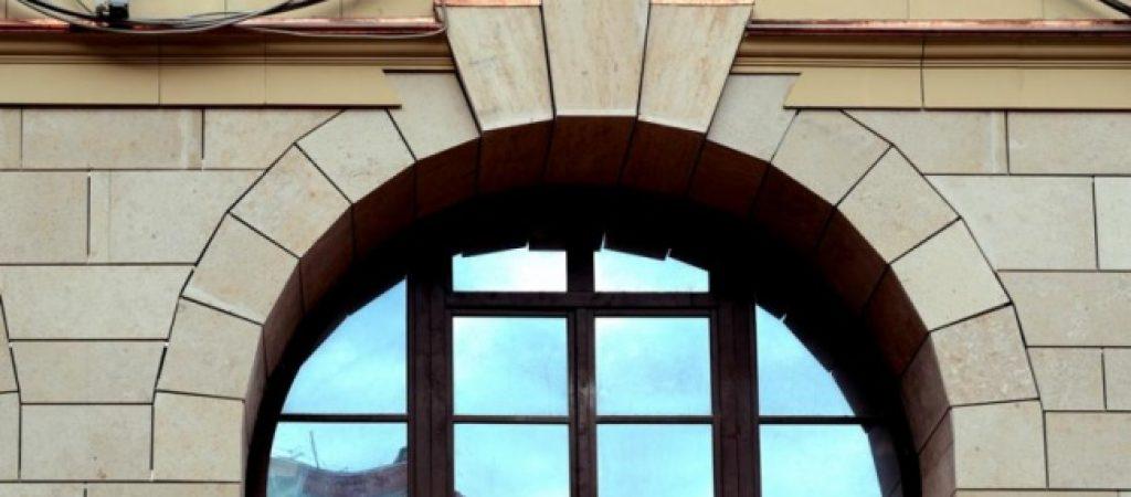 Фасадный архитектурный декор в Одессе