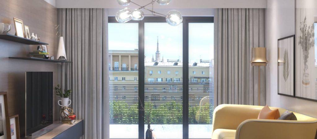 Стильные натяжные потолки с современным дизайном