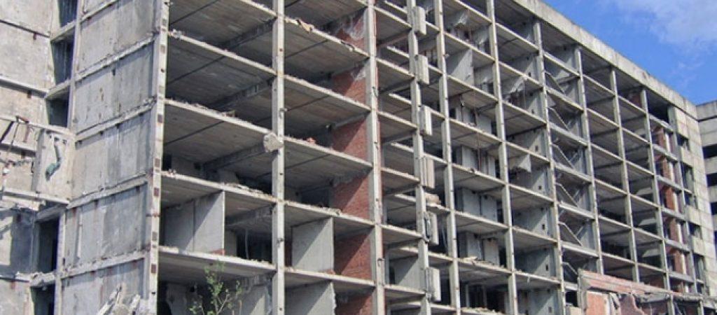 Строительный мониторинг зданий и сооружений