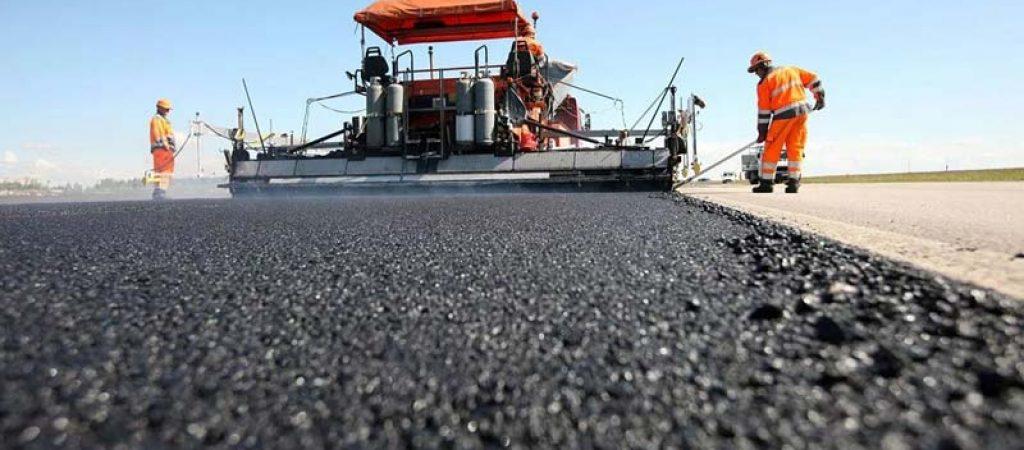 Услуги в дорожном строительстве и благоустройстве