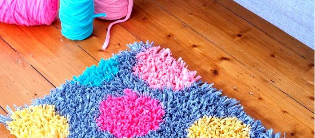 Идеи самодельных ковриков и ковриков для ванной комнаты, которые можно легко сделать своими руками