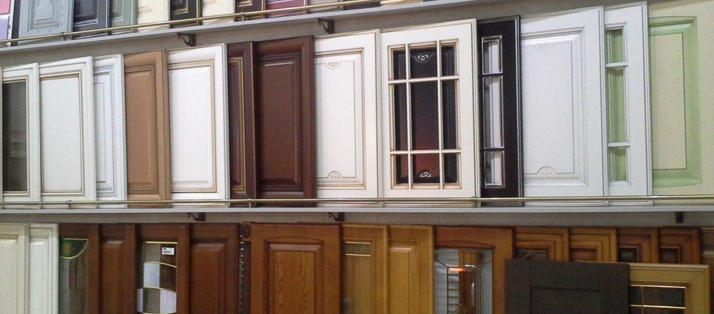 Виды материала для кухонных фасадов