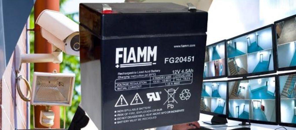 Аккумуляторная батарея FIAMM FG 20451