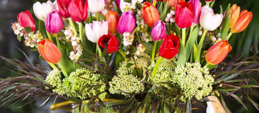 Города доставки цветов и подарков