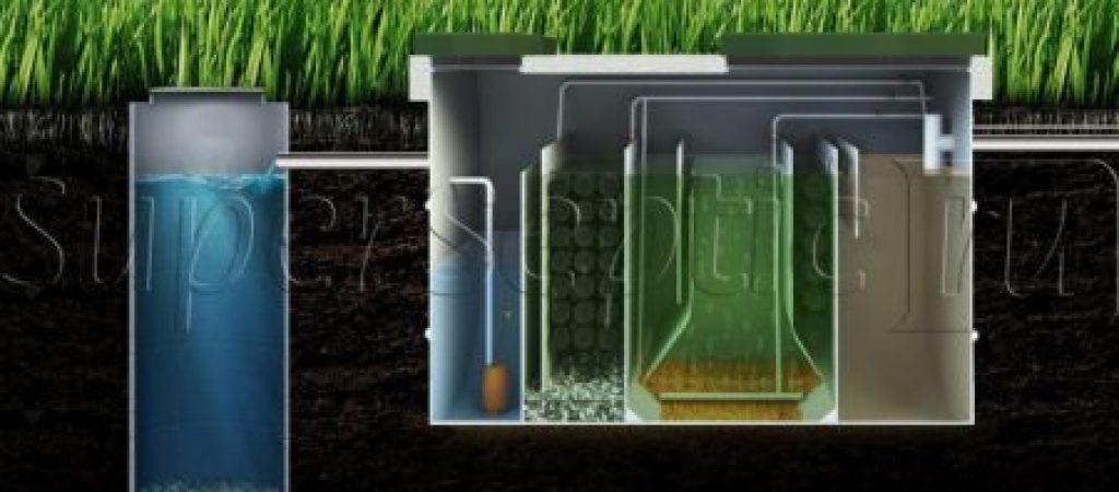Септик – это один из элементов комплексной автономной (индивидуальной) системы очистки бытовых сточных вод