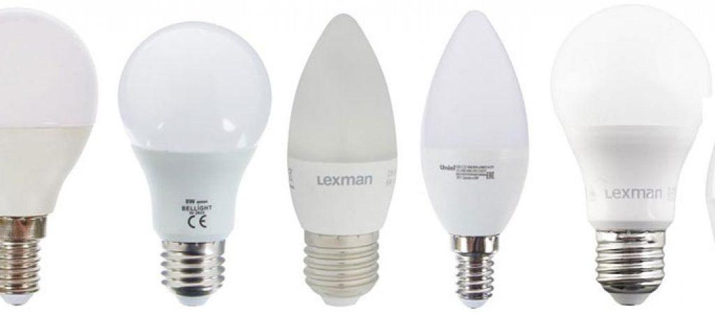 Как выбрать современные светодиодные лампы?