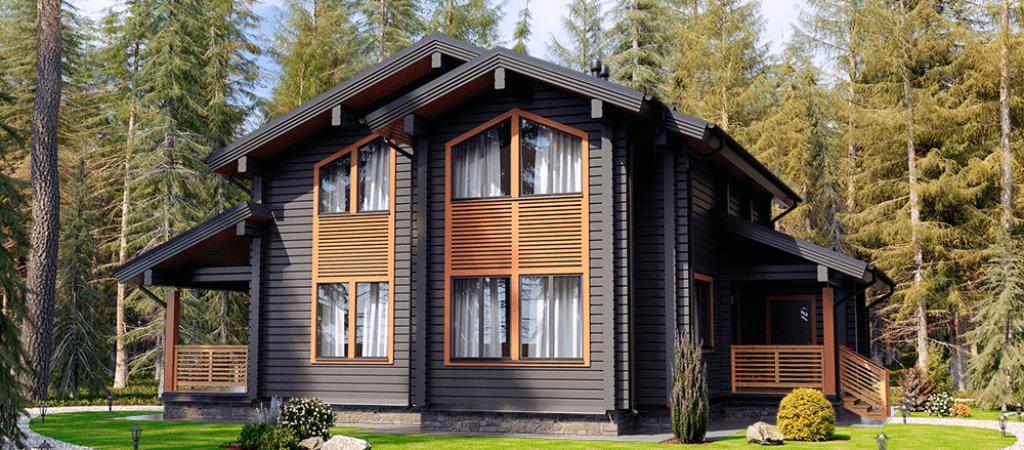 Строительство домов из прочного бруса под ключ с гарантией